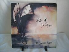 """Day Of The Clipper by Schooner Fare, Vinyl LP, Outer Green Records, VG+ 12"""" folk"""