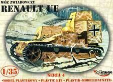 Mirage Hobby Renault UE Deutsche Version Modell-Bausatz 1:35 NEU OVP Tank Panzer