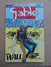 Jon Sable Freelance 14 . First 1984 . FN +