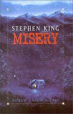 Misery von Stephen King | Buch | Zustand akzeptabel