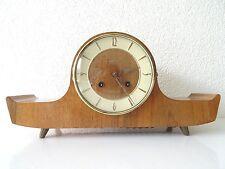 Junghans Mantel Shelf Clock Vintage Dutch Art Deco Design (Hermle Kienzle era)