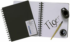 A5 DELUXE SPIRAL BOUND SKETCH BOOK PAPER 165GSM PP COVER