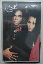 All Or Nothing - Milli Vanilli, Chrysalis ZCTLP 11, 1988