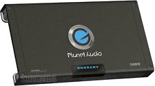 PLANET AUDIO AC1800.5 ANARCHY 1800 WATT 5/3 CHANNEL AMP CAR STEREO AMPLIFIER W@W