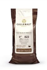 Callebaut Callets 823 feinste belgische Schokolade Kuvertüre 10 kg