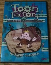 Toon Factory - Nursery Classics - DVD - Over 2 Hours of Classic Animation
