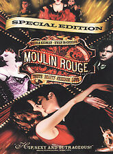 Moulin Rouge (Bilingual) Dvd