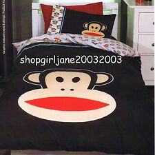 Paul Frank 〠 Large Julius 〠 Queen Bed Quilt Doona Duvet Cover Set 〠