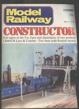 Model Railway Constructor -  March 1976