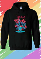 Disney Lilo & Stitch Ohana family cute funny Hoodie Men Women Unisex V190