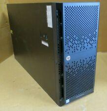 HP ProLiant ML350 G9 Xeon 6Core E5-2620v3 2.4GHz 64GB Ram 4.8TB HDD Tower Server