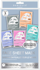 Cheap Lush Best Varierty Pack  Face sheet mask by Danielle Assortment