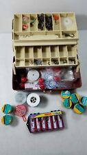 Trout Fishing Tackle Lot in Plano Box #2
