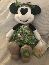 Minnie Mouse Main Attraction Plush May The Enchanted Tiki Room on hand