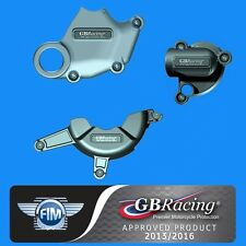 Ducati 1098 1198 GB Racing Engine Case Cover Slider Set - 1098R 1098S 1198R