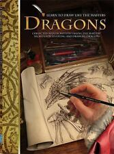 Learn to Draw Dragons Like the Great Masters by Eugene Caine New Art Book