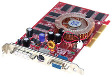 MSI GEFORCE FX 5500 GRAPHICS CARD AGP 256MB DDR