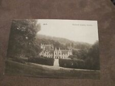 Early postcard -- Kelburn Castle Fairlie - North Ayrshire