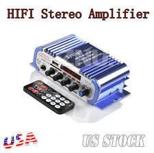 Hot sale Hi-Fi Mini Stereo Power Amplifier Audio for Car Motorbicycle Boat Home