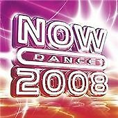Now dance 2008 - Calvin Harris, Good used  twin CD