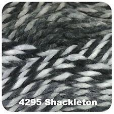 King Cole Explorer Super Chunky Knitting Yarn Scott Shackleton 2 X 100g Balls