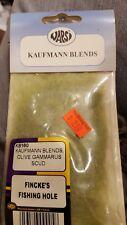 Wapsi - Kaufman Blends -  olive gammarus scud