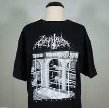 ZEMIAL Nectrolatry T-Shirt Black Men's size L (NEW)