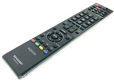 Original SHARP GB008WJSA AQUOS TV Remote Control