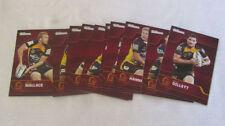 Brisbane Broncos Team Set Modern (1970-Now) NRL & Rugby League Trading Cards