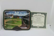 Bradford Exchange Collector Plate Lost Ballparks Collection Ebbets Field