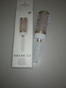T3 - Volume Round Hair Brush Ceramic-Coated Barrel Vented Round Brush  READ!