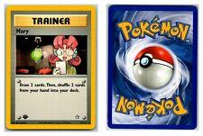 Margit Mary Rare DE NM Pokemon 87//111 Neo Genesis