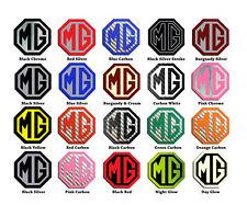 Orden de encargo MG TF Volante Insignia elección de colores 1 insignia insertar sólo