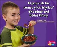 El grupo de las carnes y los frijoles (Comida Sana Con Mipiramide)  The Meat and