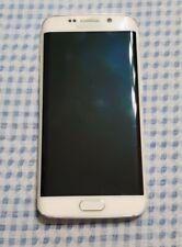 Telefono cellulare smartphone Android Samsung Galaxy S6 Edge G925 32GB bianco