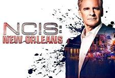 NCIS: NEW ORLEANS - SEASON 1 - 5 (2014) [NEW DVD]