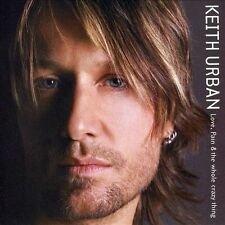 "Keith Urban ""Love, Pain & the whole crazy thing"" w/ Once in a Lifetime & more"