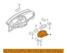 VW VOLKSWAGEN OEM 2009 Jetta-Instrument Panel Dash Gauge Cluster 1K0920954S