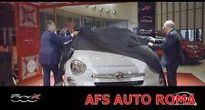 Telo Copriauto telato e felpato AFS FIAT Sedici
