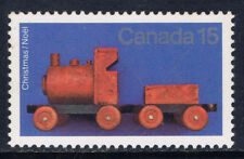 Canada #839(1) 1979 15 cent CHRISTMAS TOYS - WOODEN TRAIN MNH