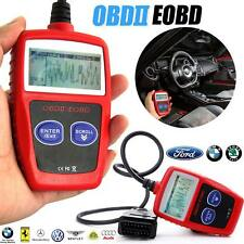 Car Fault Engine Diagnostic Scanner Code Reader Reset Tool OBD 2 CAN BUS EOBD UK