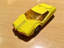 MATCHBOX LESNEY SUPERFAST N°33 DATSUN 126X 1973 ENGLAND miniature automobile