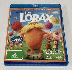 Dr. Seuss' The Lorax Blu-ray
