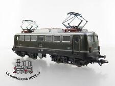 MB188 H0 ~AC DIGITAL MÄRKLIN 29855 ELEKTROLOKOMOTIVE BR E40 07 der DB - S/C