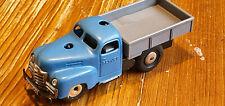 Altes Spielzeugauto Blechspielzeug Schuco Varianto Lasto blau US-Zone läuft 50er