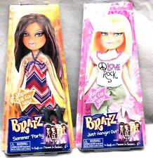 Bratz Doll clothes include: 2 Paper Dolls, All Clothing & Accessories NIB Sealed