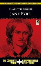 Jane Eyre Thrift Study Edition (Dover Thrift Study Edition), Good Condition Book