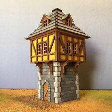 Fantasy, Medieval, D&D Terrain: Guard Tower