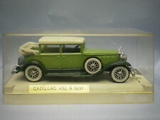 1:43 SOLIDO AGE D'OR 4085 CADILLAC 452 A 1931 V16 LANDAULET IMPERIALE