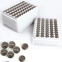 5/10/20/50Stk Großhandel AG13/LR44 Knopfzelle Knopfbatterien Battery Batterie FS